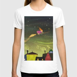 The Little Witch T-shirt