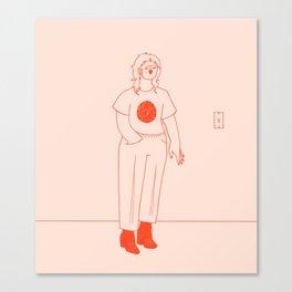 Uniform Canvas Print