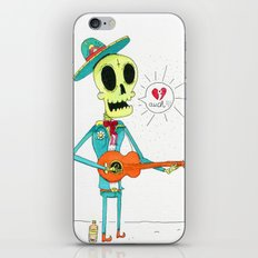 Broken Mariachi iPhone & iPod Skin