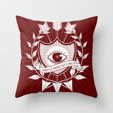 New Order of the Ages Throw Pillow