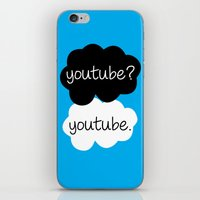 youtube iPhone & iPod Skins featuring YouTube? by samonstage_lyrics
