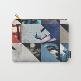 u2's Achtung Baby Triangles Carry-All Pouch