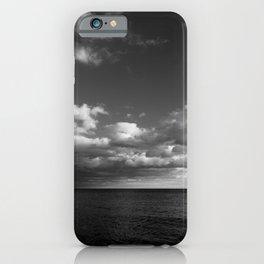 Dynamic Sky | Landscape Photography | Horizon | Nature | Clouds | Coastal iPhone Case