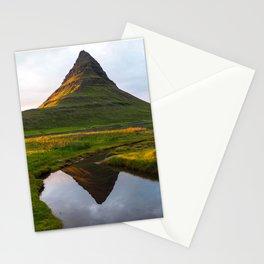 Kirkjufell Reflection Stationery Cards