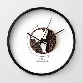 Oreo world Wall Clock