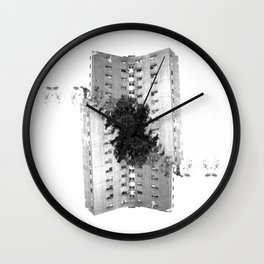 Both way insistence is heavy on collateral damage. Wall Clock