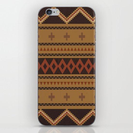 Navajo Pattern iPhone & iPod Skin