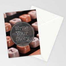Write Your Story Stationery Cards