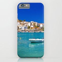 Sitia iPhone Case