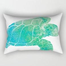 Sea Turtle II Rectangular Pillow