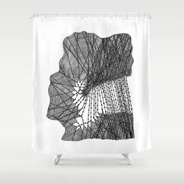 Maiden Shower Curtain