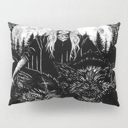 Queen of the Hellhounds Pillow Sham