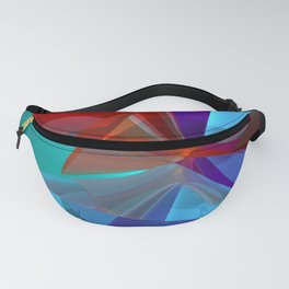 polynomial art -10- Fanny Pack