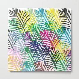 Palmtrees Metal Print