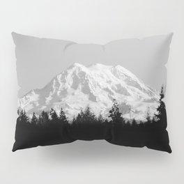 Mt. Rainier Pillow Sham