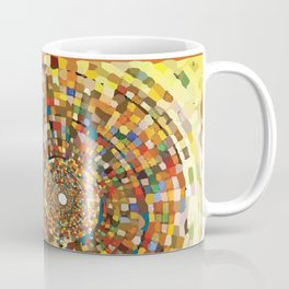Circle in a Spiral Coffee Mug