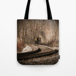Railway Maintenance Tote Bag