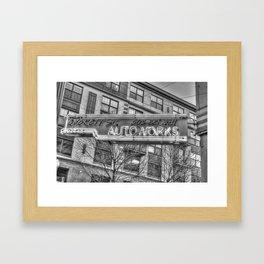 Autoworks Framed Art Print