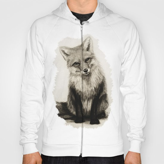 Fox Say What?! Hoody