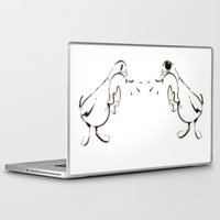 food Laptop & iPad Skins featuring Food! by What The Duck