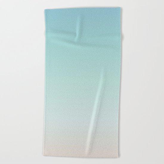 Beach Gradient Beach Towel