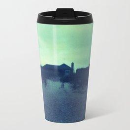 Beach house Travel Mug