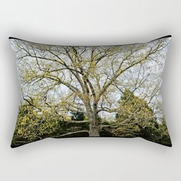 Great Oak at Winged Deer Park Rectangular Pillow