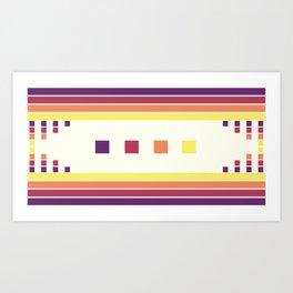 Skittle Brittle Art Print