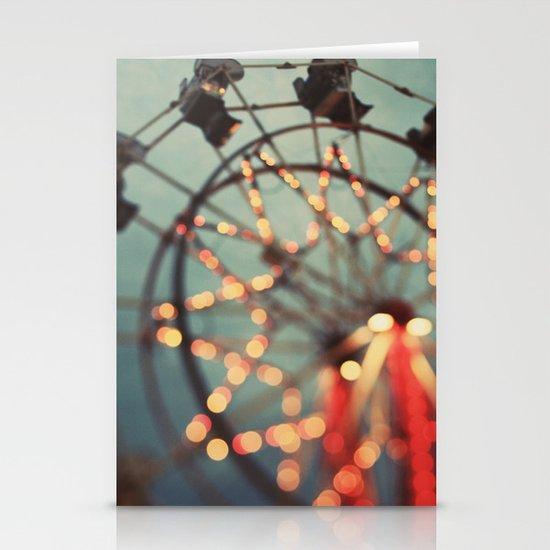 Starfall Stationery Cards