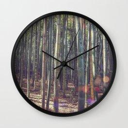 WILD JAPAN 26 Wall Clock