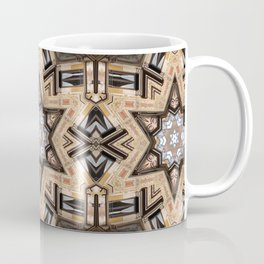 Architectural Star of David Coffee Mug