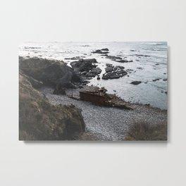 Boat #1 Metal Print