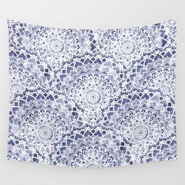 INDIGO FESTIVAL MANDALAS Wall Tapestry