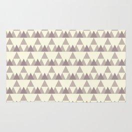 Tiny Triangles Rug