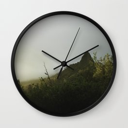 Pali Wall Clock