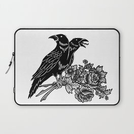 The Ravens Laptop Sleeve
