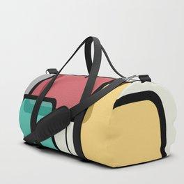 Mid-Century Modern Art Landscape 1.1 Duffle Bag