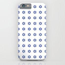 Star of David 28- Jerusalem -יְרוּשָׁלַיִם,israel,hebrew,judaism,jew,david,magen david iPhone Case