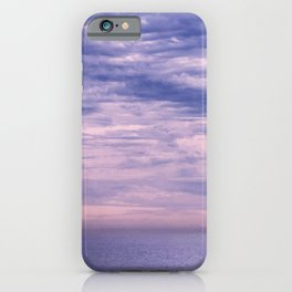 Sunset Socal iPhone Case