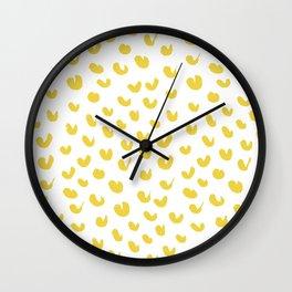 Sun Mark Wall Clock