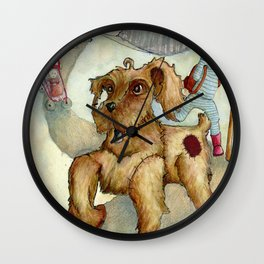 I Hope We Are Not Too Late Wall Clock