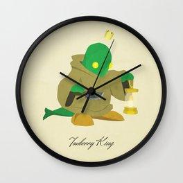 Tonberry King Wall Clock
