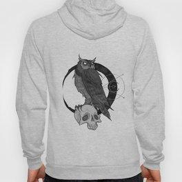 Inktober Owl Hoody