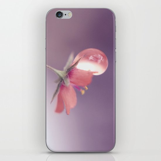 The weight of the world iPhone & iPod Skin