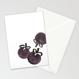 Mangosteen - Threesome Stationery Cards