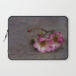 Wild roses Laptop Sleeve