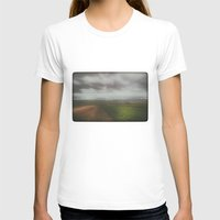 wanderlust T-shirts featuring Wanderlust by SpaceFrogDesigns