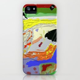 Off The Hinges iPhone Case