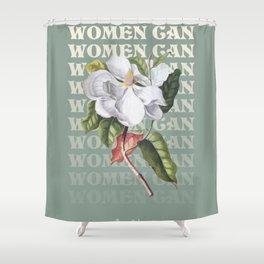 Women Can Shower Curtain