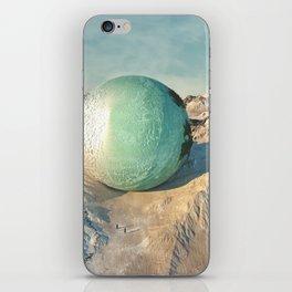 mintmoon iPhone Skin